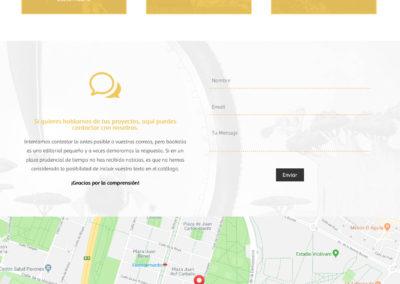 creacion web empresa cuentos Diseño paginas web