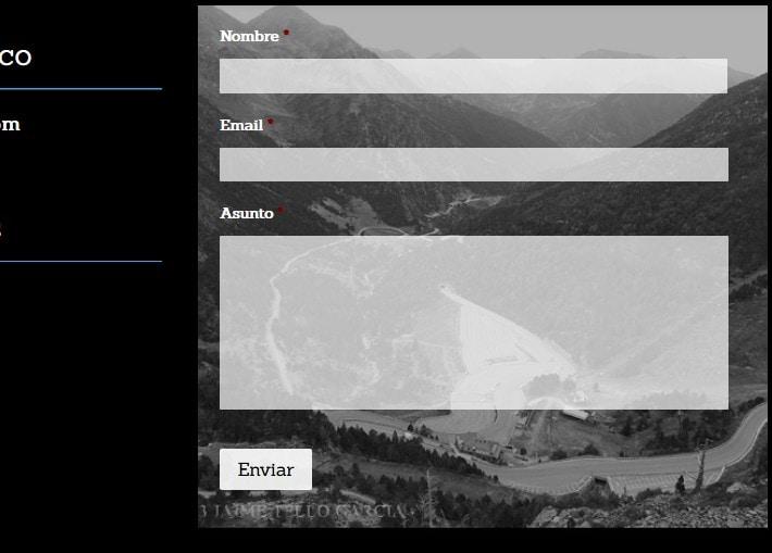 creacion web reportajes fotograficos