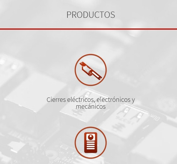diseño web almacenes