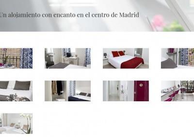 Creacion Web Hotel Lujo