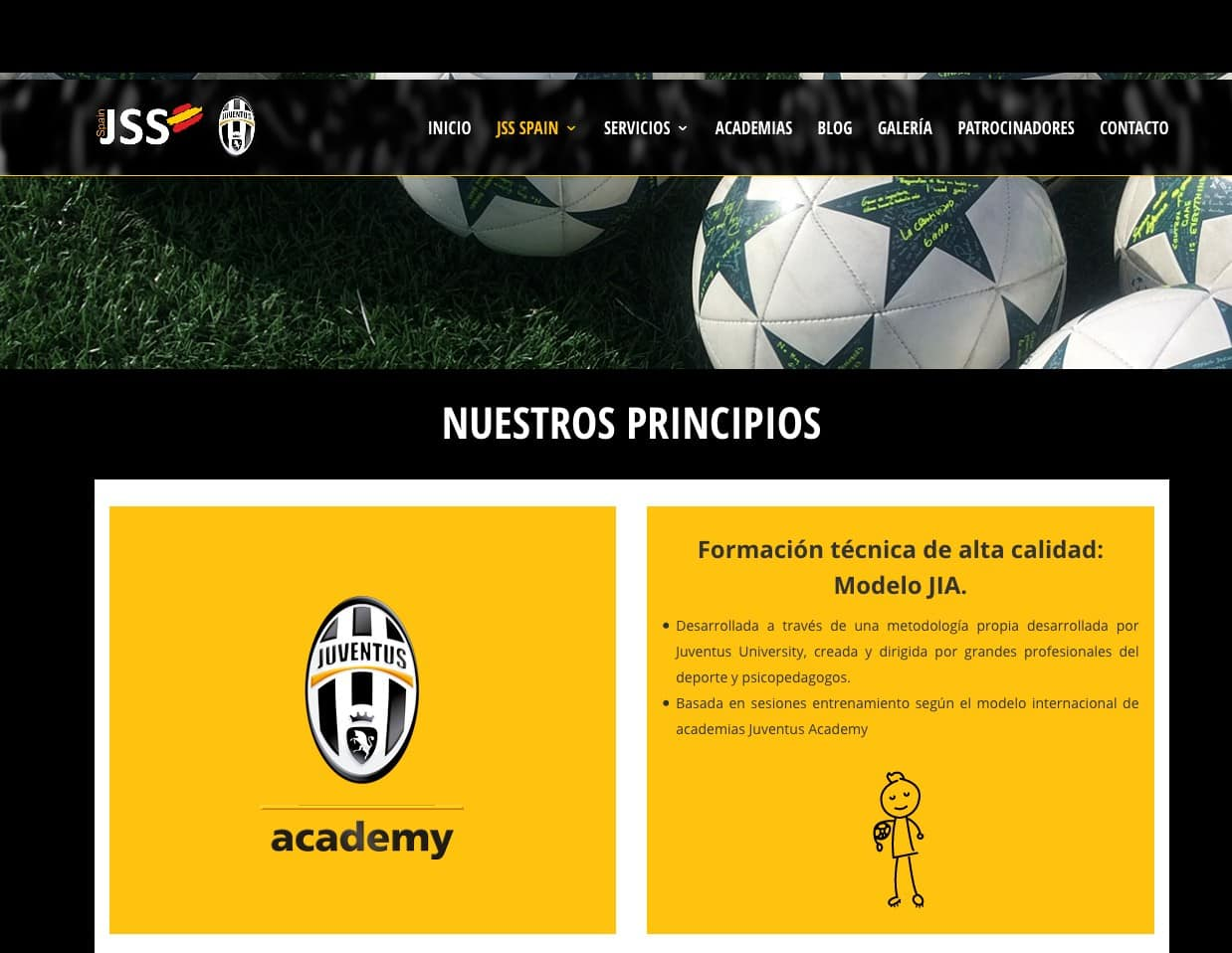 Diseño De Web Juve
