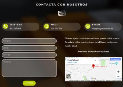 Creacion Web Rotulos Vinilos