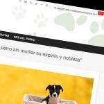 creacion de paginas web perros