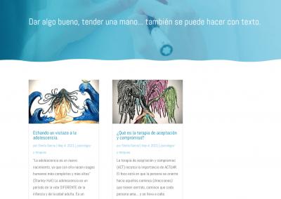 Creacion Pagina Web Psicologos Online