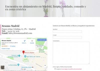 Crear Web Para Apartamentos