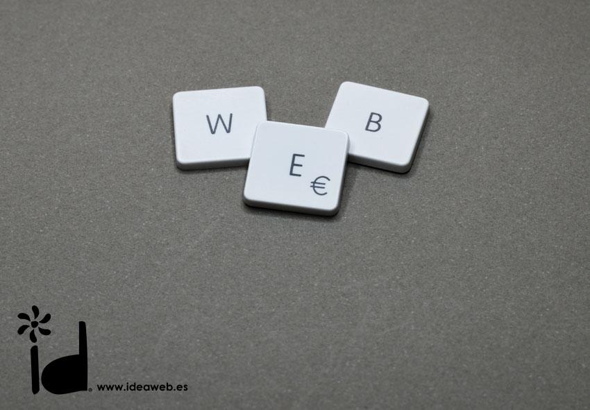 crear web profesional