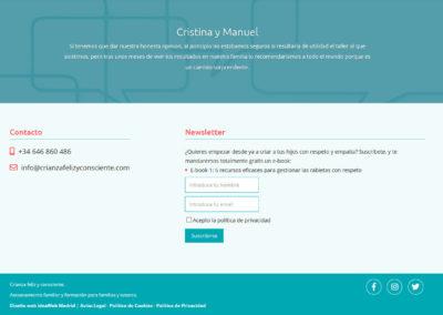 crianza consciente pagina web