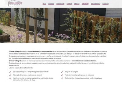 web empresa Madrid