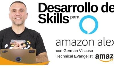 Programación web Curso gratuito Amazon Alexa. Desarrollo de Skills.