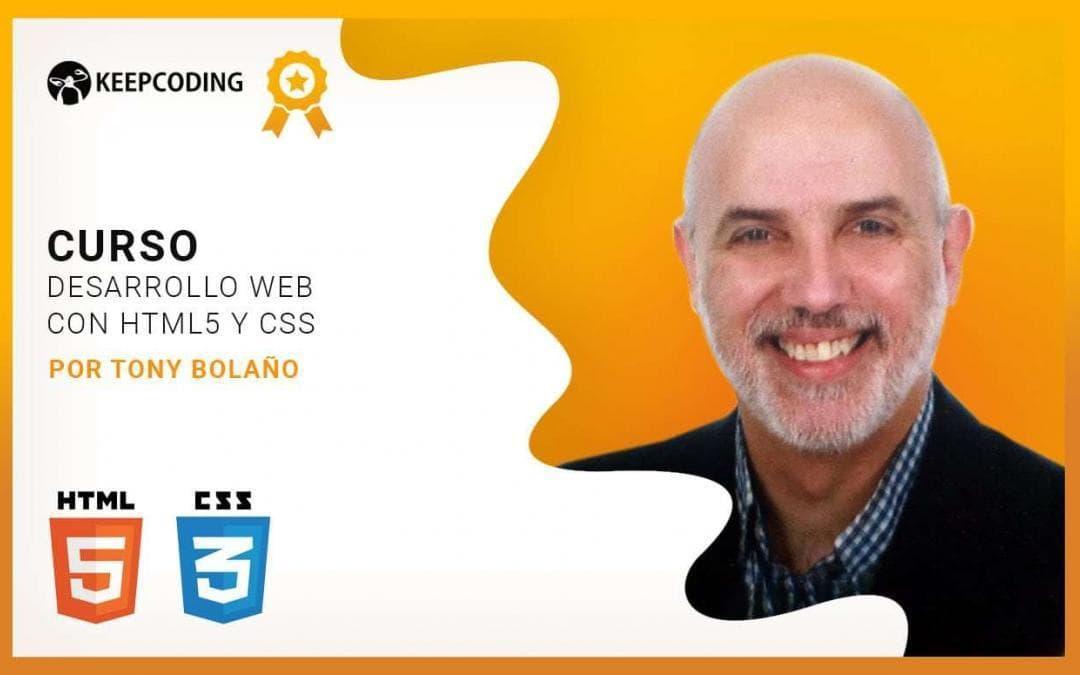 Curso online Desarrollo de páginas web con HTML y CSS