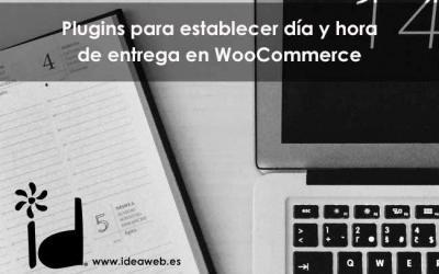 Los 8 mejores plugins para establecer fecha y hora de entrega de WooCommerce