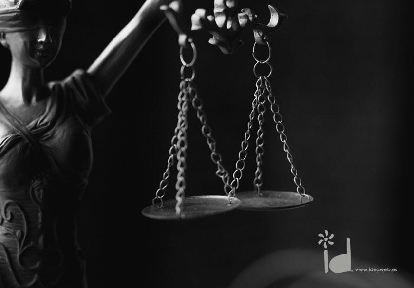 pagina web abogados. Diseño web para abogados