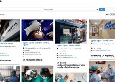 Directorios Centros Zygoma Disenadores Web