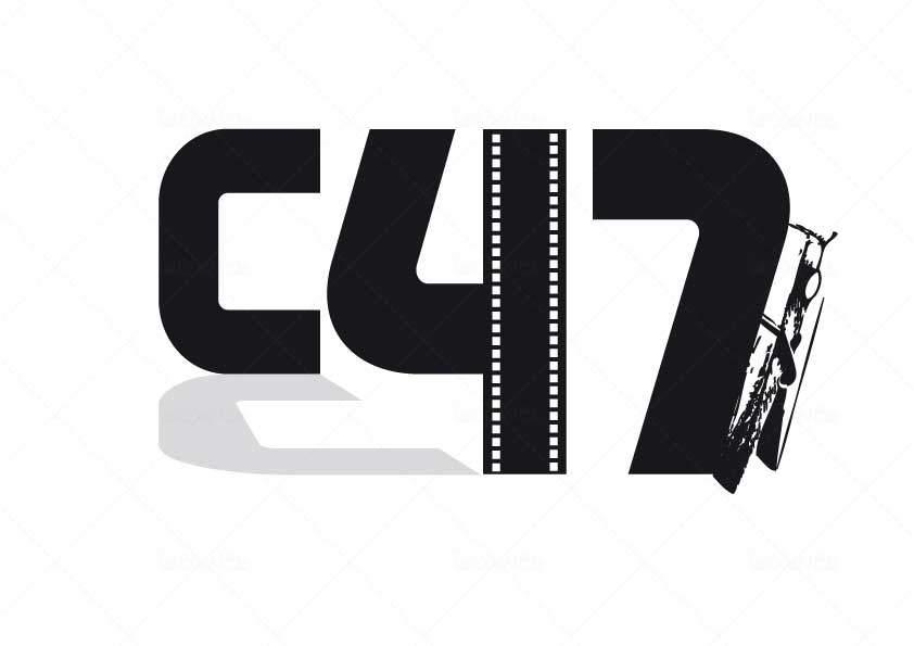 Diseño de logotipo para productora de cine y documentales.
