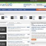 diseño pagina web anuncios