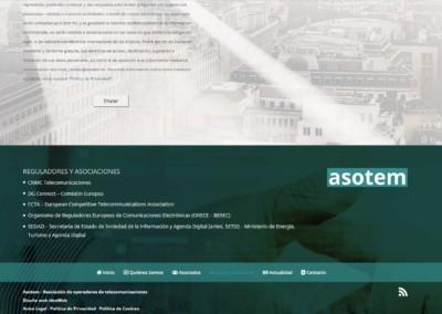 Diseño Web Asociacion