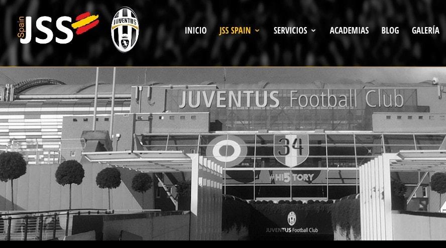 creacion web deportiva