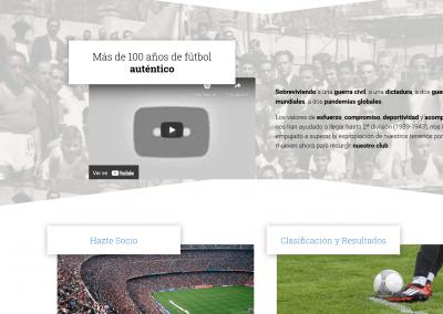 Disenadores Web Asociacion Deportiva