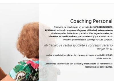 Disenadores Web Coaching Personal