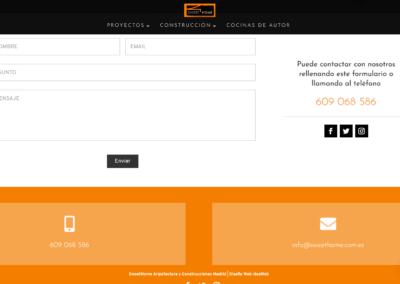 disenadores web contacto profesionales Diseño paginas web