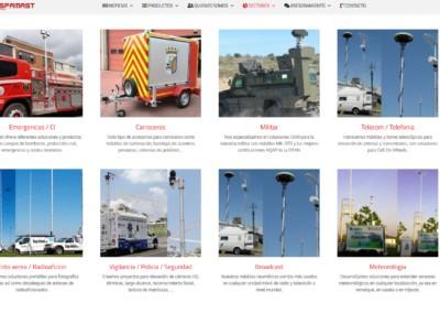disenadores web empresa distribucion Diseño paginas web