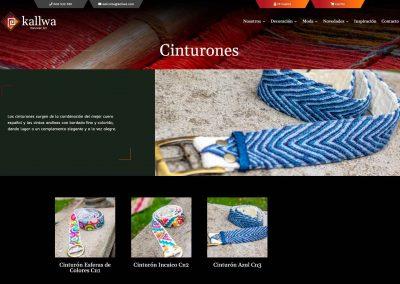 Disenadores Web Productos Artesania Peruana