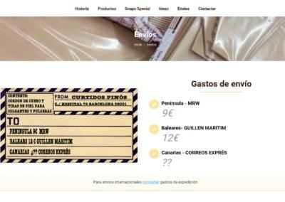 disenadores web taller curtidos Diseño paginas web