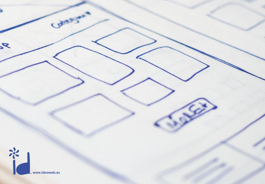 Diseñar una pagina web para autónomos y PYMES, ideas y consejos de diseño web