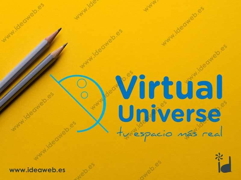 diseno logo centro juegos realidad virtual Diseño paginas web