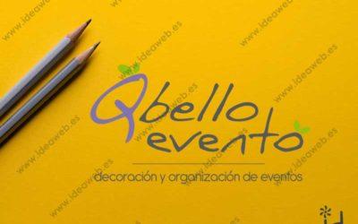 Diseño De Logotipo Para Empresa De Gestión De Eventos Organización Y Decoración