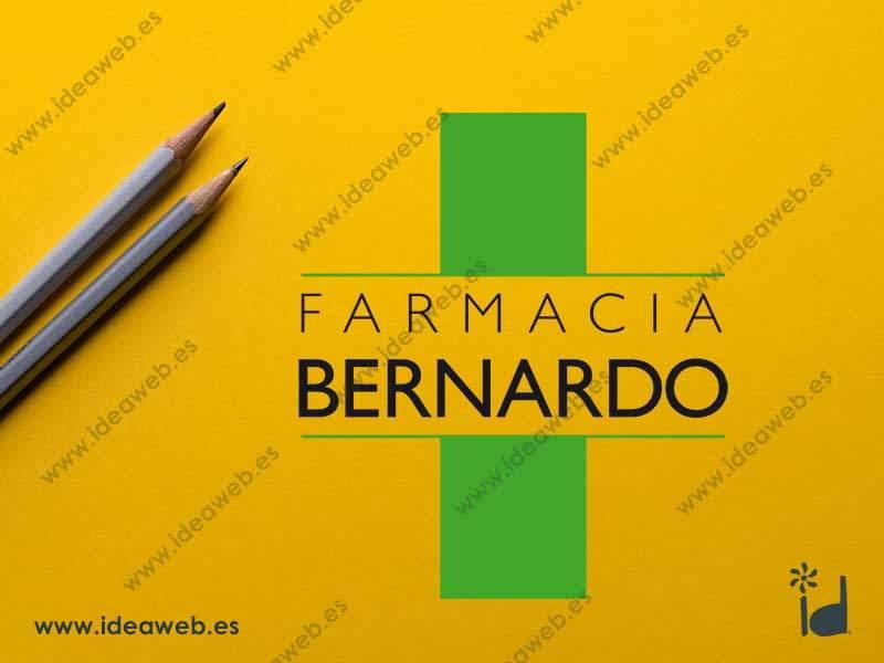 Diseño de logotipo Farmacia