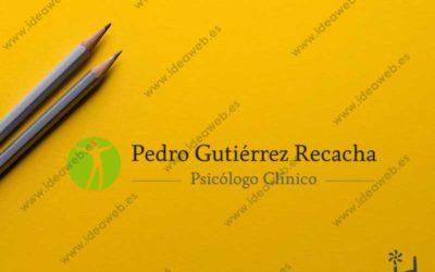 Diseño de logotipo Psicólogo Clínico. Logotipo vectorizado para psicólogo en Madrid.