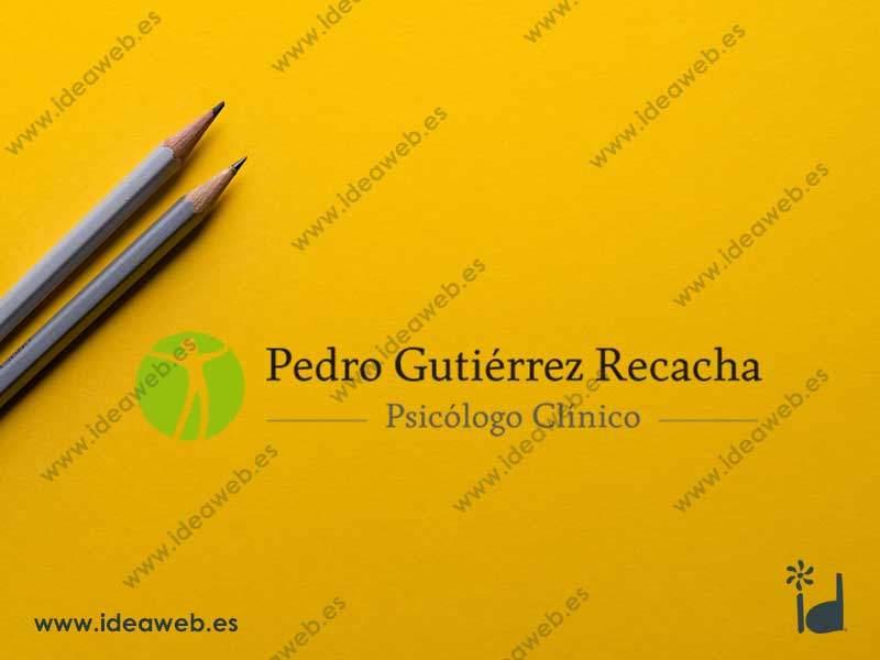 diseno logo psicologo clinico Diseño paginas web