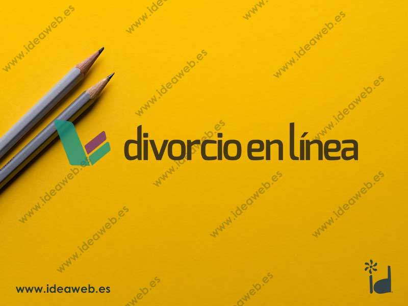 Diseño de logotipo abogados despacho servicio