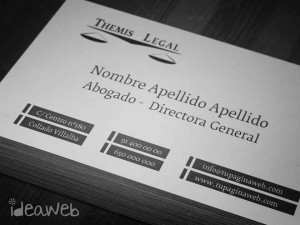 logotipo abogados gabinete