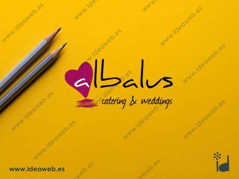 diseno logotipo catering restaurante Diseño paginas web