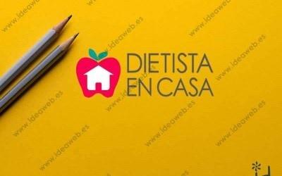 Diseño de logotipo dietista nutricionista