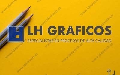 Diseño de logotipo para empresa impresiones y procesos gráficos