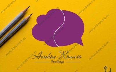 Diseño De Logotipo Psicóloga Psicología En Madrid