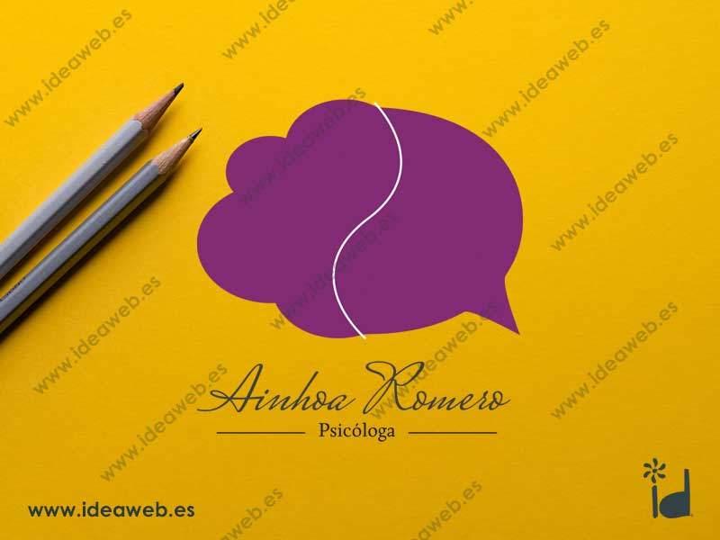 Diseno Logotipo Psicologo Madrid