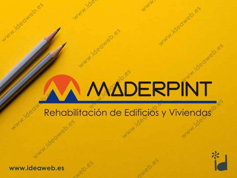 Vectorizado logotipo Rehabilitación de edificios y viviendas