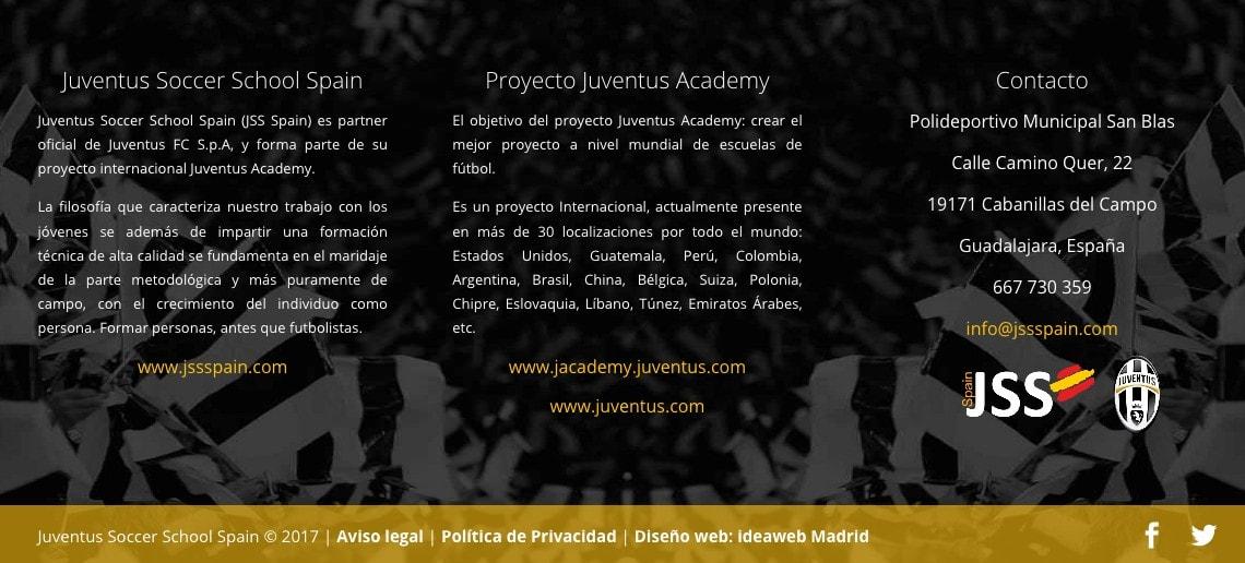 paginas web deporte