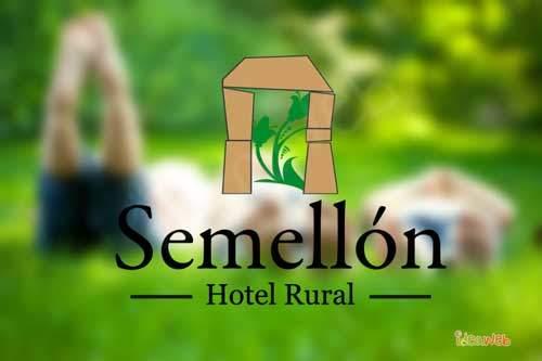 Diseño de logotipo para casa rural