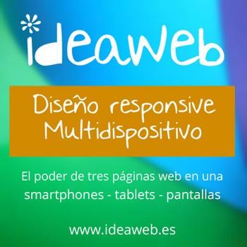Diseño para moviles paginas web