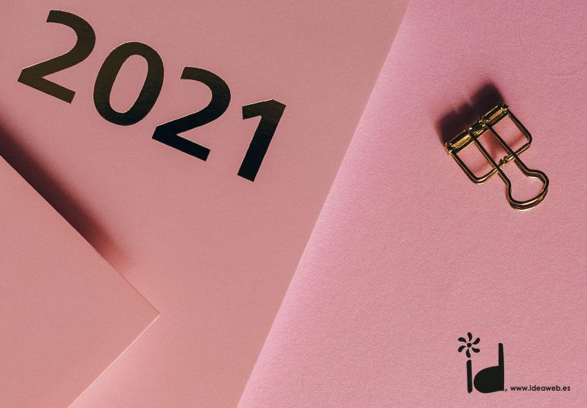 Diseño web 2021: más de lo mismo pero muy diferente
