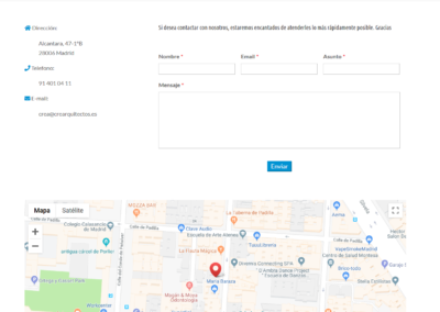 Diseno Web Arquitectos Consultores
