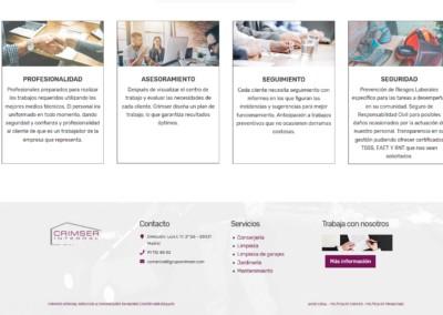 creamos web empresa