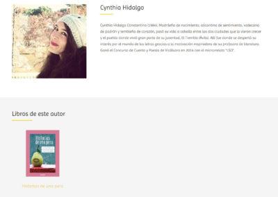 diseno web empresa editorial Diseño paginas web