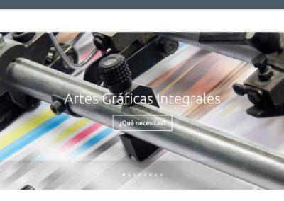 Diseno Web Imprenta Impresion