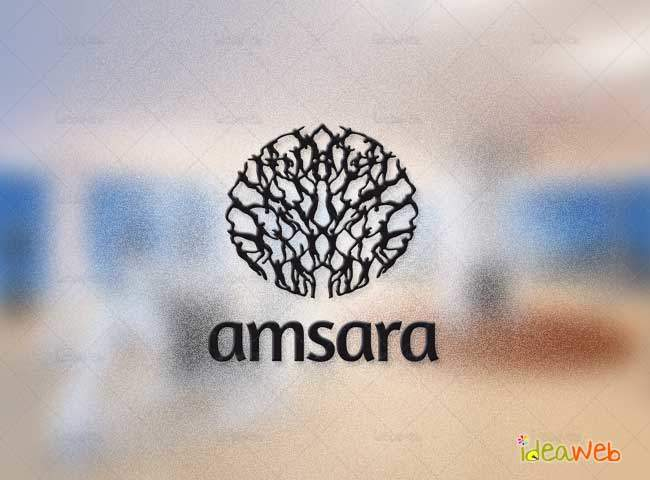 Diseño de logotipo vectorizado para grupo de empresas de Madrid